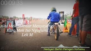 Download lagu Story wa kekinian keren terbaru Drag bike MP3