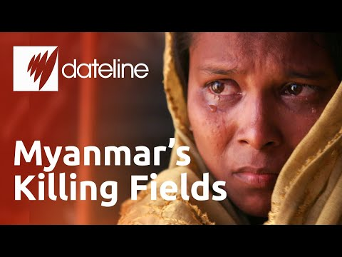 Myanmar's Killing Fields