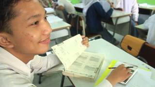 Catatan Akhir Sekolah SMA N 1 Tenggarong XII IPA 5  T.A 2014/2015