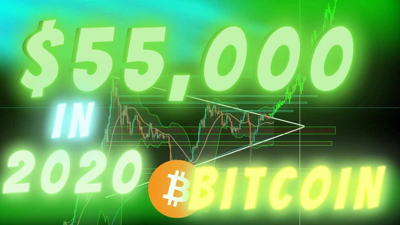 BITCOIN $55,000 IN The Year 2020!! (THIS is how it happens) ETHEREUM AND ALTCOINS - SKYROCKET