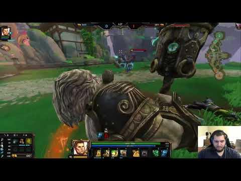 Smite - Ranked 1v1 Duel (Masters) - Hercules Season 4