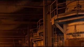 Wnętrze elektrowni Rybnik S.A.