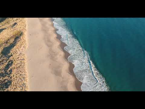 Limantour Beach, Point Reyes Station, CA | Drone Footage |