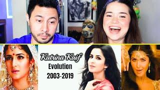 KATRINA KAIF EVOLUTION (2003-2019) | Star Mix | Reaction | Jaby Koay & Achara!