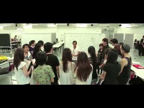 Study in Lasalle College of Arts, Singapore