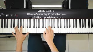 Download lagu Allah Peduli Piano Cover by Kristo Radion MP3