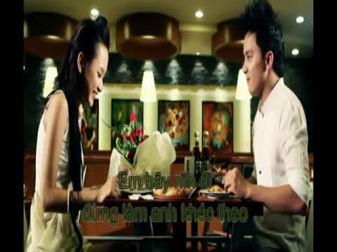 Yêu thương quay về karaoke beat Cao Thái Sơn