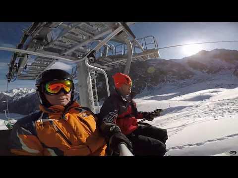 Shymbulak Ski Resort 2017-2018.Чимбулак Almaty 2018