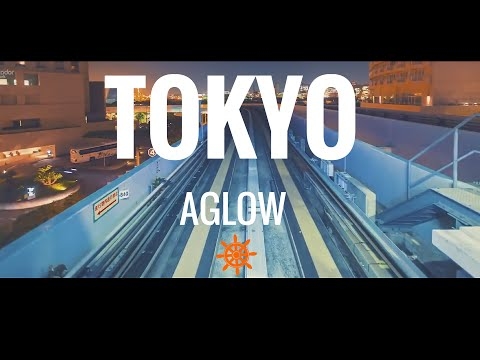 Tokyo Aglow - Uma Timelapse que vai te deixar encantado - Por Justin Tierney