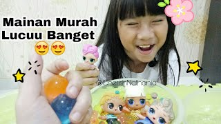 Mainan LOL Surprise ❤ Orbeez  Mainan Murah Lucu Banget 😍 Colourfull Jumbo Water Bead n Magic Animal