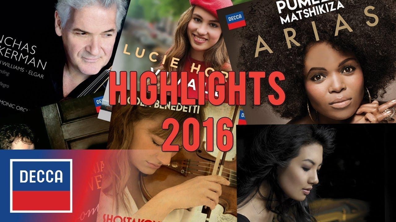 Download Decca Classics - 2016 Highlights