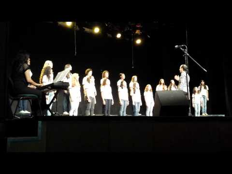 03   Coral Infanto Juvenil do ISBA   Canção de Partida