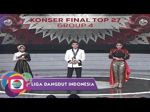 Inilah Juara LIDA Provinsi yang Harus Tersisih di Konser Top 27 Group 4 Liga Dangdut Indonesia!