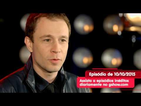 The Voice Web: O dia em que Tiago Leifert teve seu show!