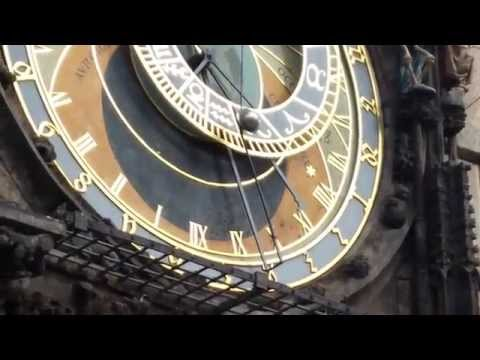 How Prague's Astronomical Clock Works
