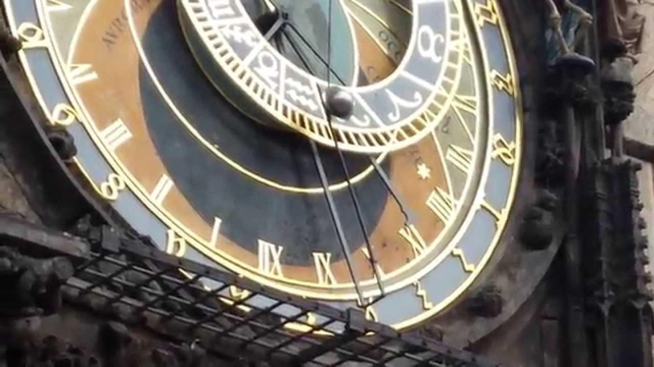 How Prague's Astronomical Clock Works