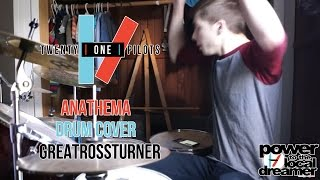 Ross Turner - twenty one pilots - Anathema Drum Cover