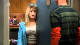 Big Bang Theory Scenes w. Penny and see through nipples // Kaley Cucoo