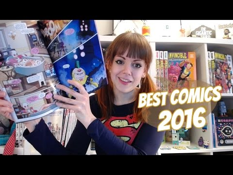 Best Comics read in 2016