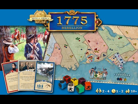 1775 Rebellion | Short Preview Gameplay |
