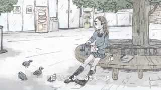 YouTube動画:泉まくら 『candle』  (Official Music Video)