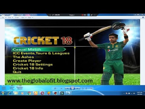 How To Download Ea Cricket 2018 Pc Game