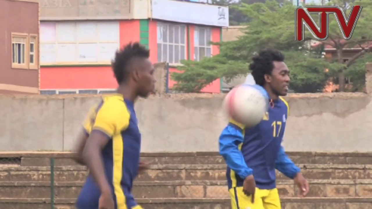 CAF CHAMPIONS LEAGUE: Malagasy side CNaPS Sport holds first training at Lugogo