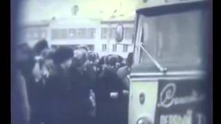 The VERY FIRST trolleybuses in Rivne   1974
