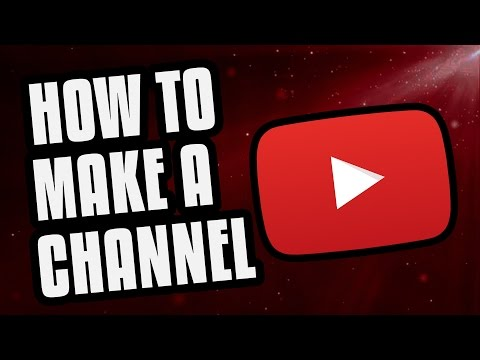 How To Make A YouTube Channel! (2016 Beginners Guide)