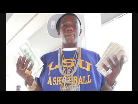 Lil Boosie - So You Wanna Be A Gangsta (LYRICS)