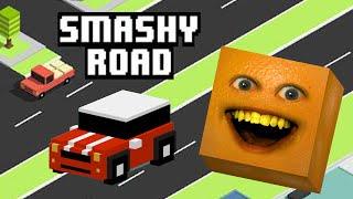 Annoying Orange plays Smashy Road!