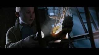 Приключения Тинтина: Тайна единорога 3D - 2011 - Трейлер