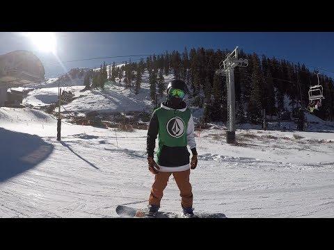 Daniel's First Day Back Snowboarding in TWO YEARS! - Arapahoe Basin - (Day 7, Season 2)