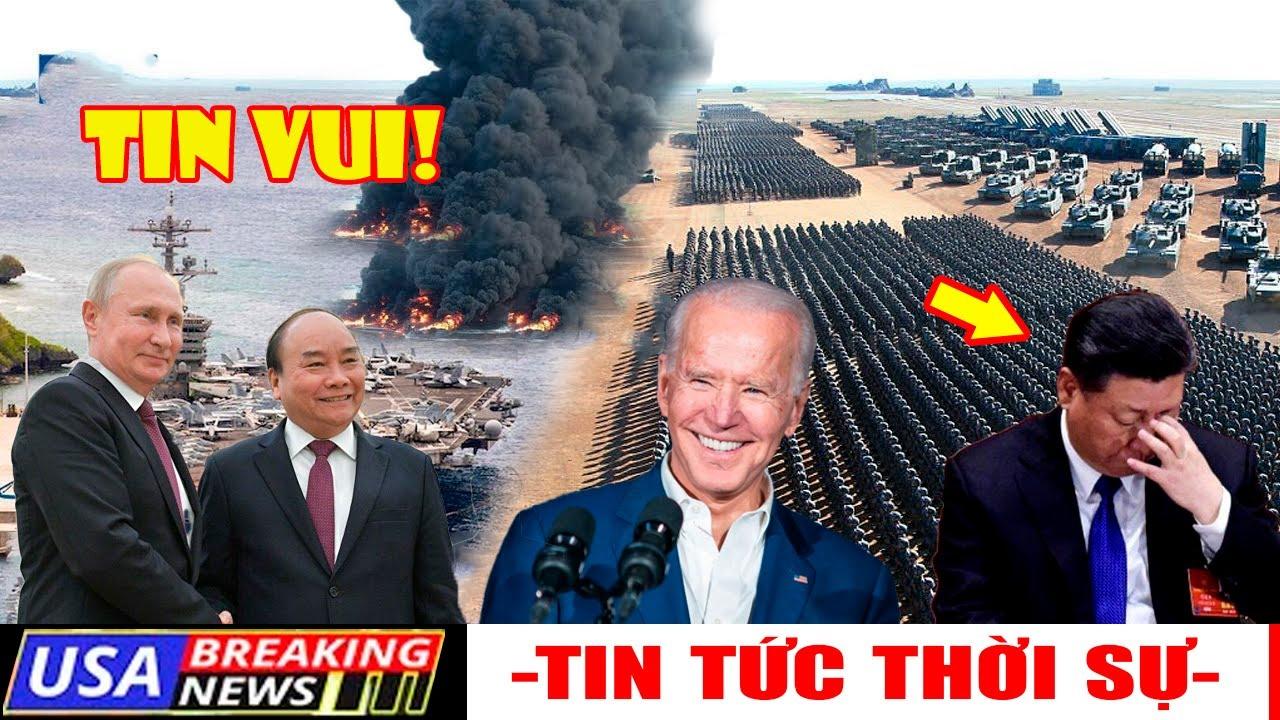 🔴TIN VUI: VN cho cả Nga và Mỹ thuê cảng CAM RANH, Nga khai thác dầu khí - Mỹ khai thác băng cháy