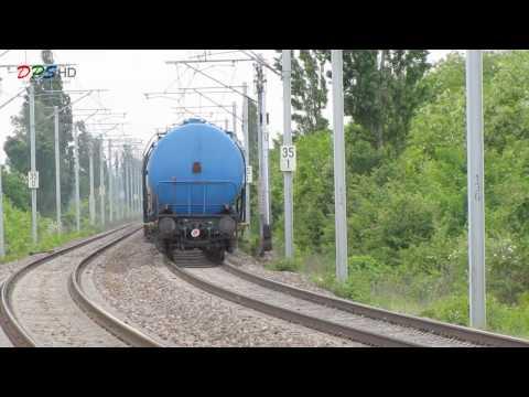 Trenuri pe coridorul 4 Scrovistea part 01 DPSHD 720p