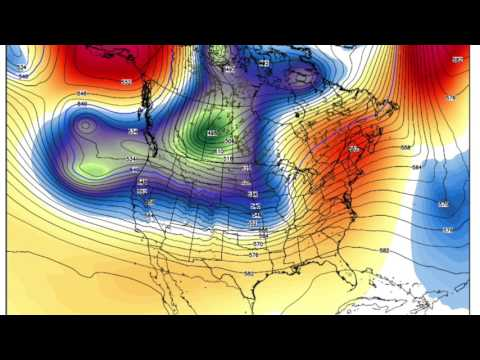 January 10, 2017 Weather Xtreme Video - Morning Edition