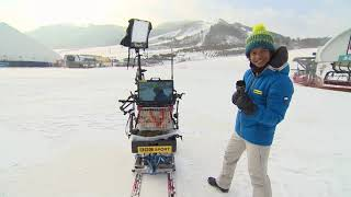 The BBC Olympics Trolley is back (2018)