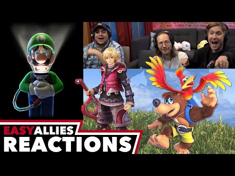 Nintendo Direct Sep 2019 - Easy Allies Reactions