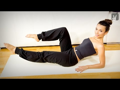 Pilates Lower Belly: Übungen für den unteren Bauch!