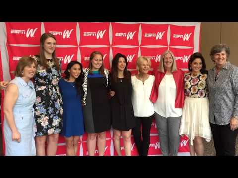 ESPNW Panel Interview with Laura Gentile, Founder of ESPNW ...