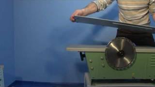 видео Деревообрабатывающий станок  МДС 1-05 ТехноПрибор