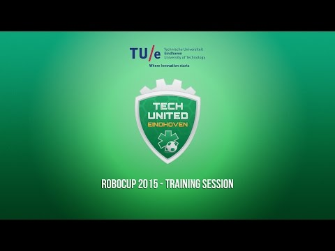 RoboCup 2015 - Training Session