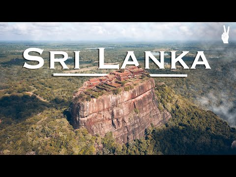 Sri Lanka | Virtual Vacation in 4K