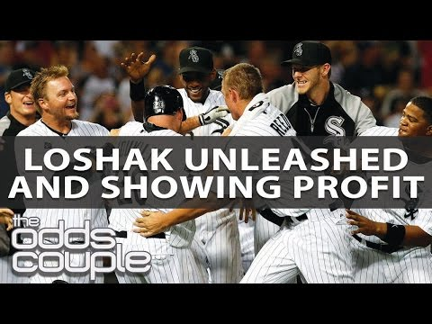 Odds Couple: Loshak Unleashed & Showing Profit
