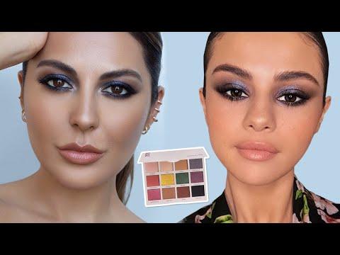 Selena Gomez Makeup Transformation Using Identity Two Palette thumbnail