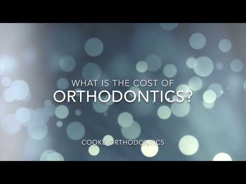 Cost of Orthodontics
