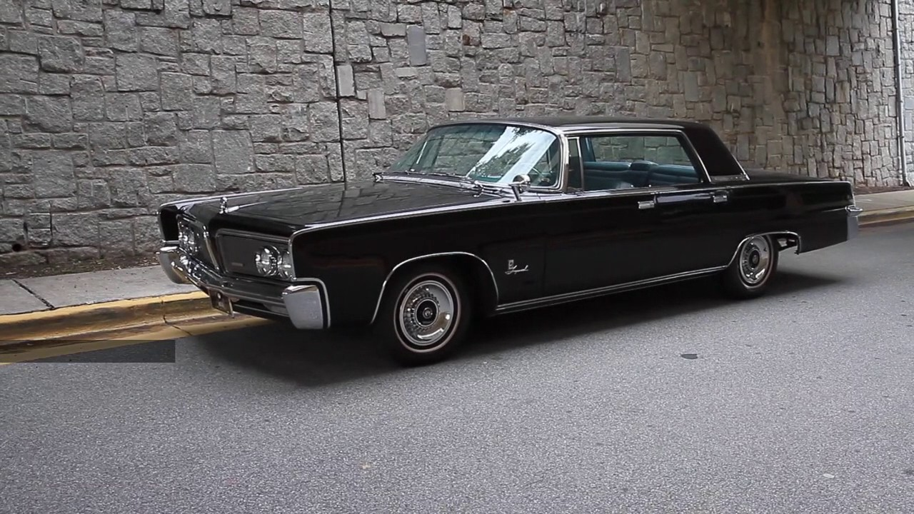 1964 Imperial Crown sedan for sale - YouTube