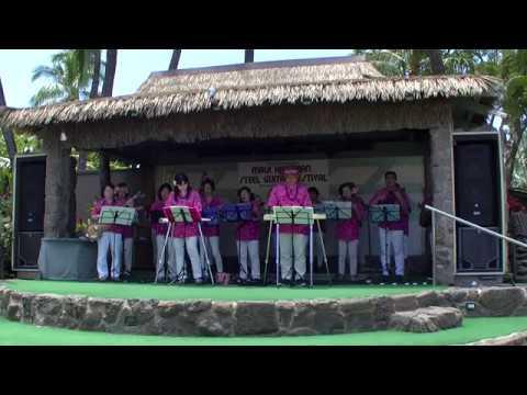 Yokohama Hawaiian Music Academy   E MaliuMai