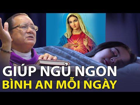🔴 TRỰC TIẾP: Đêm nằm nghe giảng Giúp giấc ngủ ngon- Bài giảng sâu sắc cha Nguyễn Ngọc Dũng