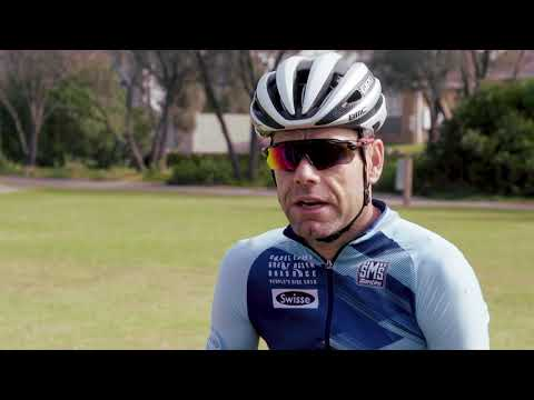 Swisse takes a ride with Australian legend Cadel Evans